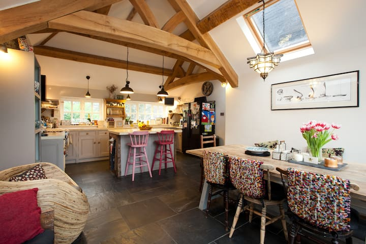 Beautiful Grade 2 Georgian Cottage - Hurstpierpoint - Huis