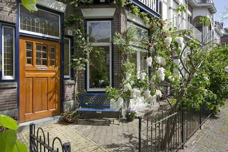 Cosy Large Historical Townhouse - Haarlem - House