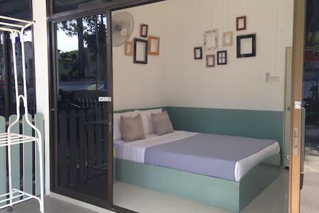Aircon Room 7 with Patio - Koh Samet
