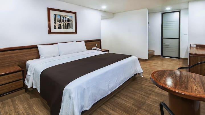Habitación confortable centro histórico CDMX