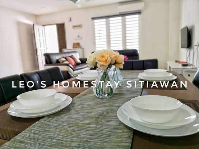 Leo's Homestay Sitiawan