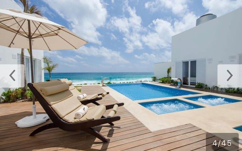 Beachfront3BedrooomLuxuryCondoHotelSeaview13people