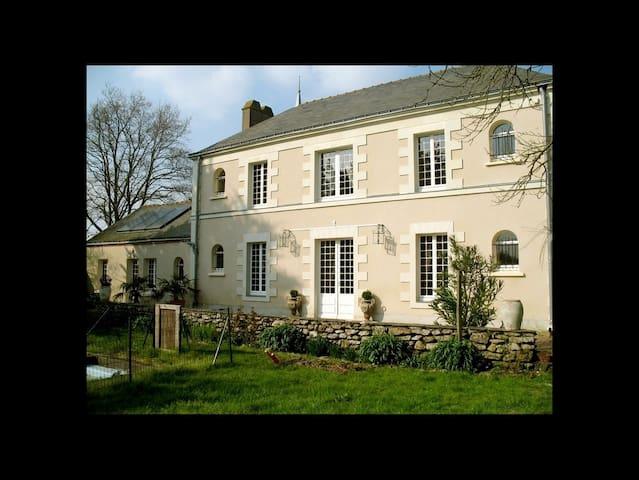 Chambre d'hôtes au Manoir - Corsept - Pension