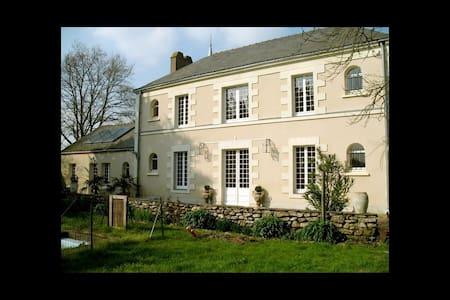 Chambre d'hôtes au Manoir - Corsept - Guesthouse