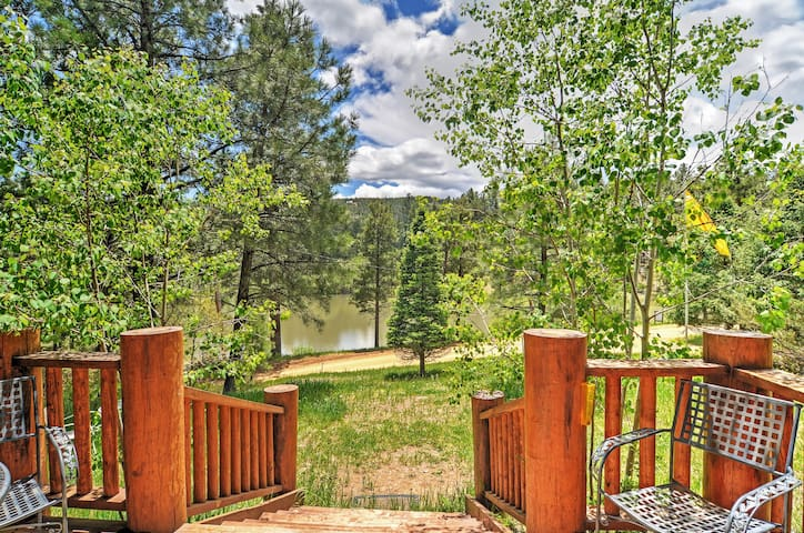 Peaceful 3BR Pendaries Mtn Cabin  - Rociada - Cabin
