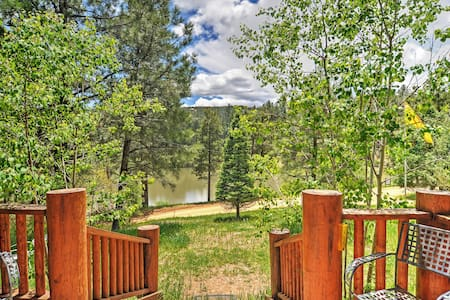 Peaceful 3BR Pendaries Mtn Cabin  - Rociada