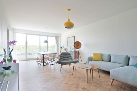 Quiet & bright apartment near centre of Antwerp - Antwerpen