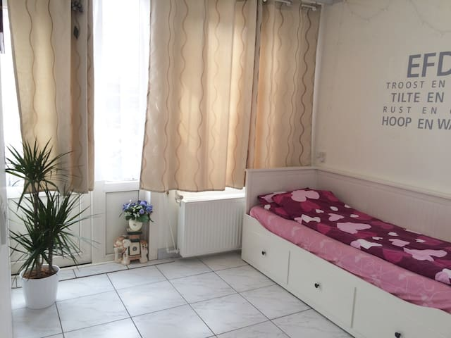 Nice room with private shower