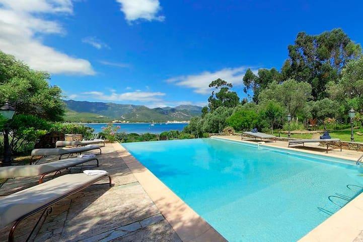3 Bedrooms luxurious Corsica villa - Saint-Florent - Villa