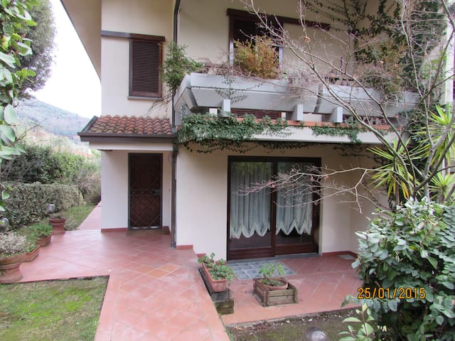 Townhouse in the heart of Tuscany - Montecatini Terme - Haus