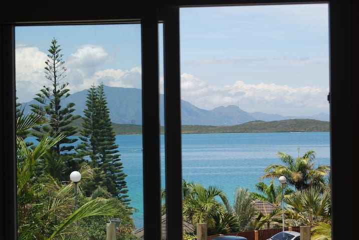 Nice Sea View Studio - Nouméa - Appartement