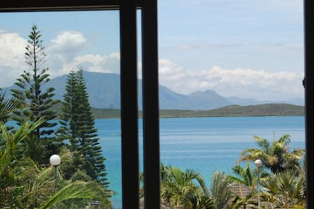Nice Sea View Studio - Nouméa - Apartament