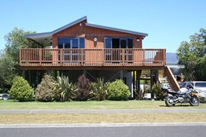 Kuratau for a break around the Lake Taupo area.