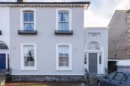Large Modern 5 Bed Townhouse in Rathmines - Rathgar - House