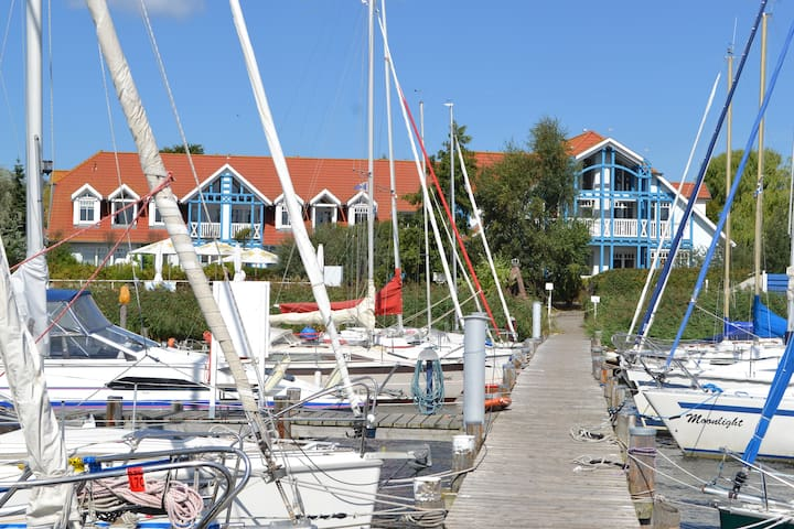Strandnest am Yachthafen - Rerik - Apartment
