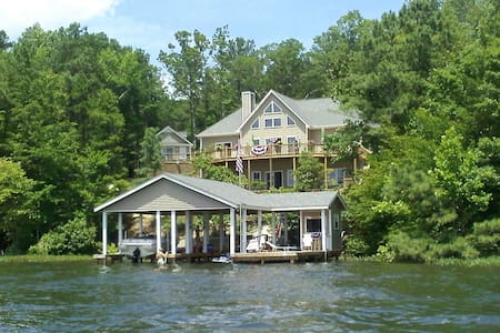 3 Bedroom Lake front home with spectacular views - Henrico - 独立屋