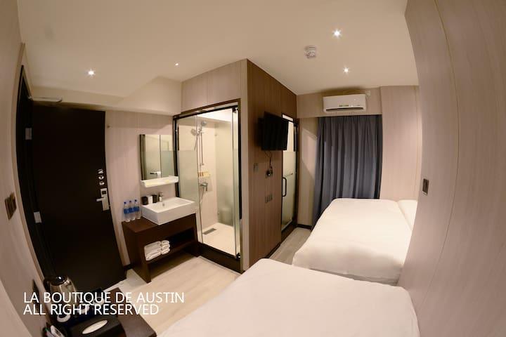Triple Room@Austin,Jordan,Tsim Sha Tsui