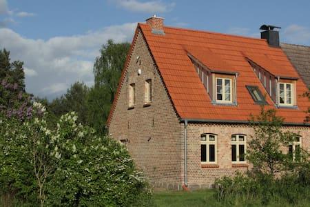 Amalienhof im Müritz Nationalpark - Rechlin