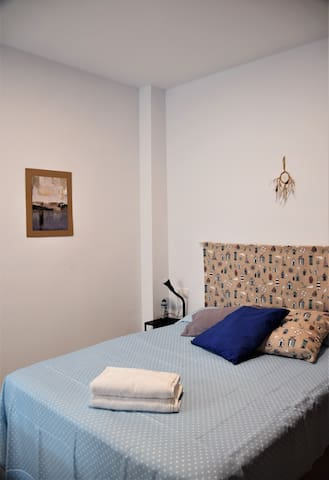 Sailor room in the historical city center