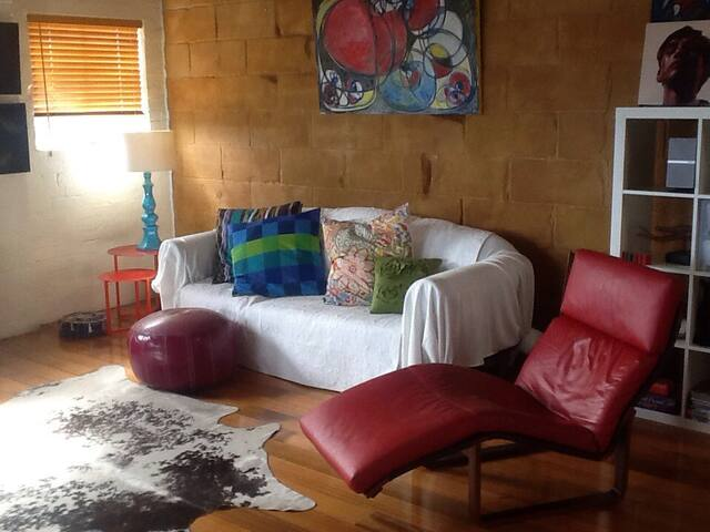 beautiful room in warehouse - Fitzroy North - Flat