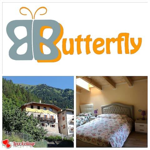 B&B Butterfly a Bresimo - Val di Non - Trentino