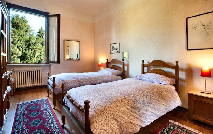 ANTICACORTEMILANESE  accommodation in rooms/flats