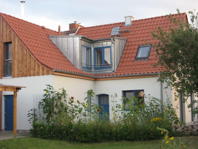 Urlaub an Ostsee und Salzhaff - Rerik - House