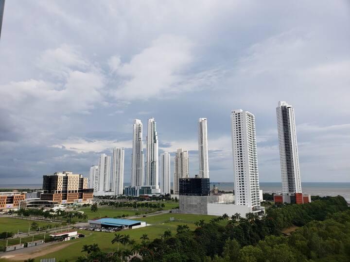 Costa del Este | Céntrico y Espacioso Apartamento