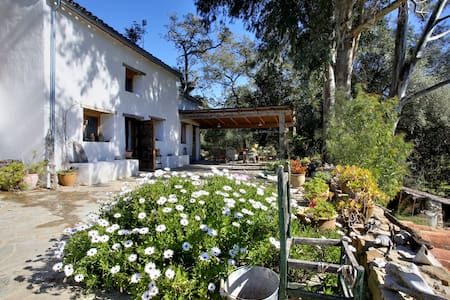 Stunning riverside restored cottage - Gaucin