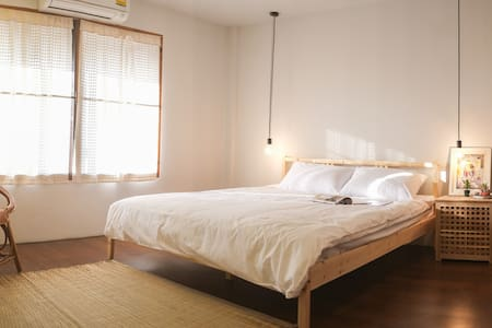 Private room at Happynest Hostel - Mueang Chiang Rai - Bed & Breakfast