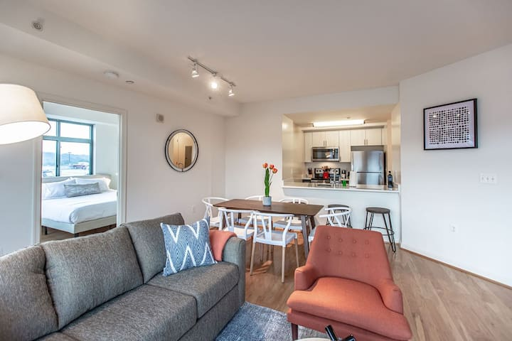 Kasa | Arlington | Modern 2BD/2BA Apartment