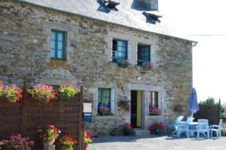 Manoir Breton - Maison de l'étang - Jugon-les-Lacs - 独立屋