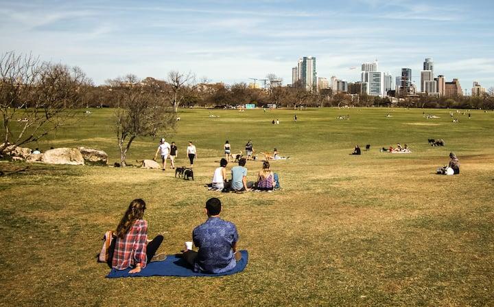 Photo of Zilker Metropolitan Park
