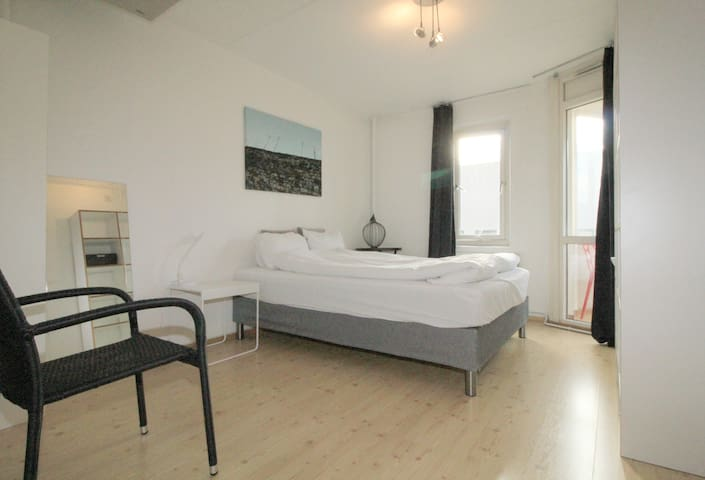 Budget 2 bedroom, close to train station