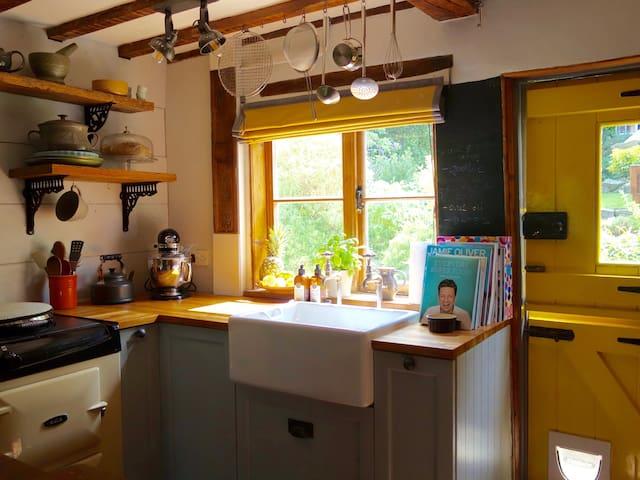 Hop Leaf Cottage - Sevenoaks - Hus