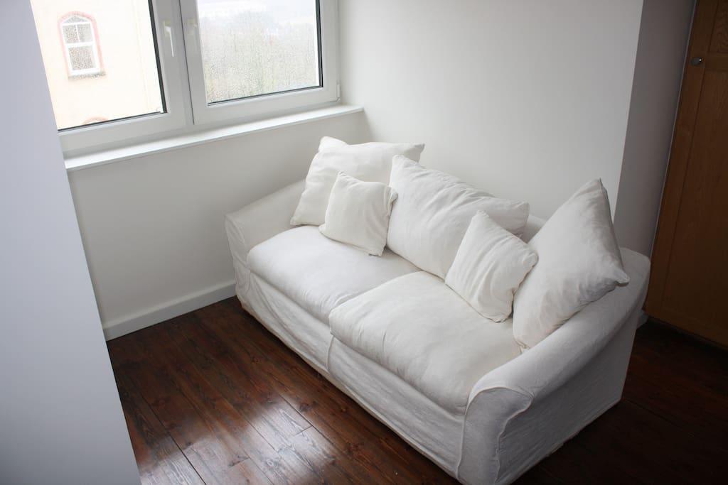 Bedroom 1 - view of Sofa bed