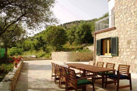 Appartamento con giardino - Marina di Pisciotta - Apartment