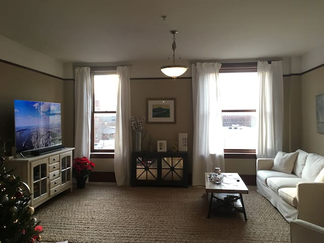 Perfect 2BR/2BA Downtown/Southside Apartment - Chattanooga - Byt