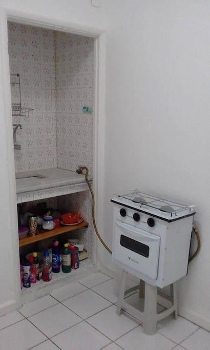 small stove (klein Herd)