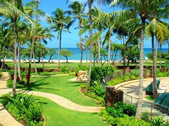 Ocean View from Villa 208
