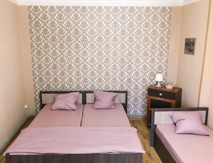Прекрасная квартира в курортной зоне Пятигорска