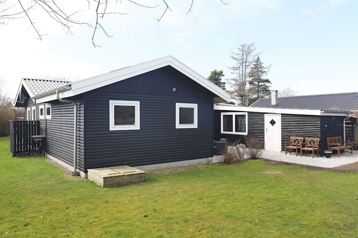 Gorgeous Holiday Home in Funen, Syddanmark with Sauna.