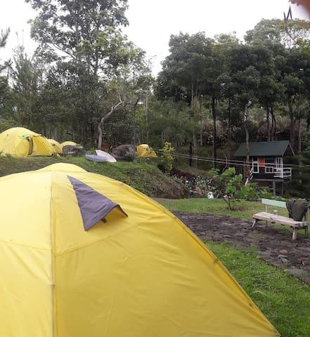 Camping Rumah Matahari Turi