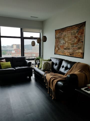 Luxury and Stylish Apartment in the Heart of DC