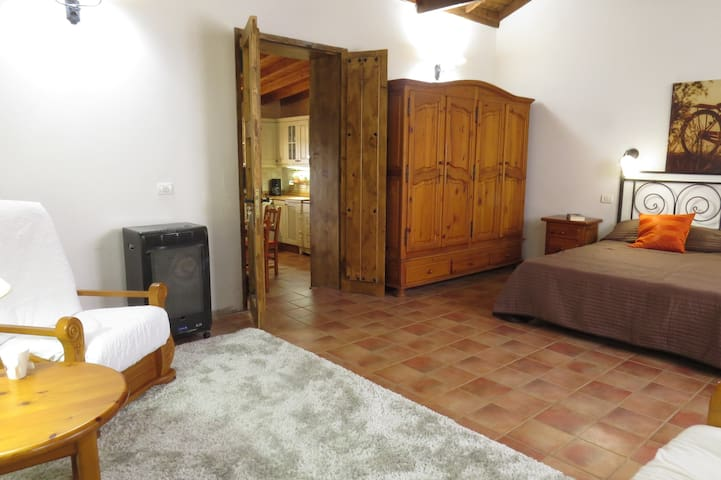 Casa de estilo Canario, medianias de Gran Canaria - Telde - Casa