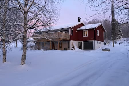 Apartment in calm area but only 12 min from Åre - Hålland