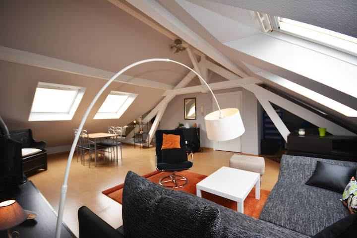 Charming & cosy studio near the city center - Luxembourg - Apartamento