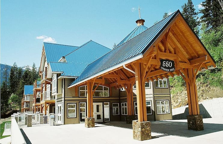 Kaslo Bay Marina Ridge Condo #1-7 - Kaslo
