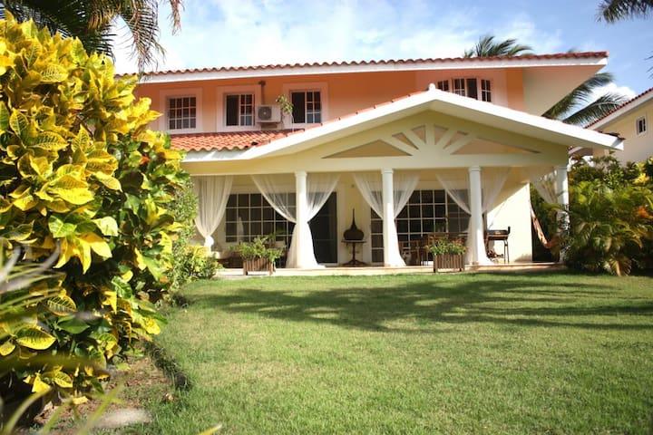 VILLA COCOTAL, HABITACIÓN PRIVADA - Punta Cana - 獨棟