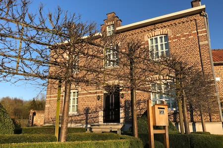 "Villa ""de Daelhoeve"" luxorious with big garden"
